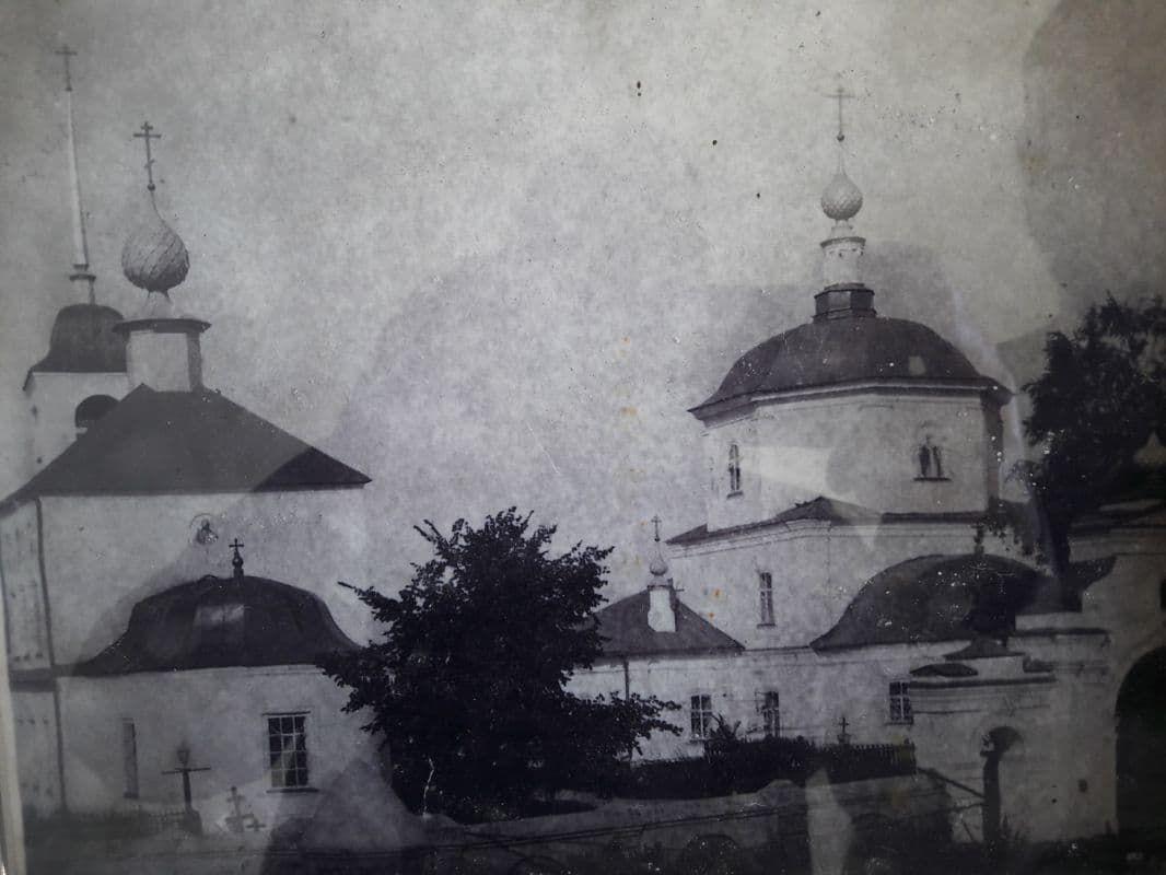 Церковь Николая Чудотворца конец 19 века