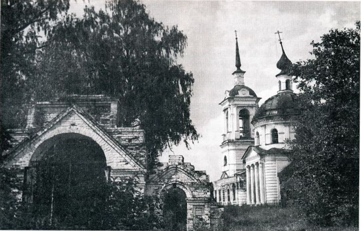 Храм Рождества Пресвятой Богородицы 1970-е ХХ века